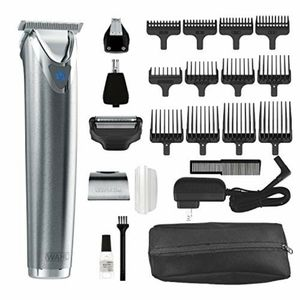 Wahl Stainless Steel Lithium Ion 2.0+